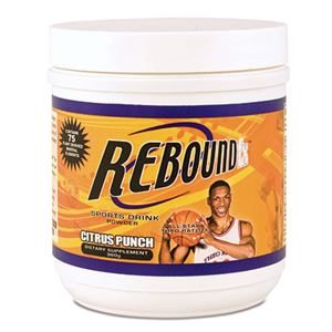 Picture of Rebound fx Citrus Punch Powder  360 g canister